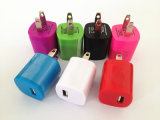 Portátil Universal Universal Wall Charger Us Flat Plug Cell Phone Charger
