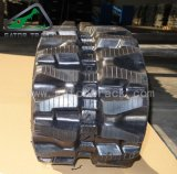 Exkavator-Spur-Gleisketten-Spur-Minigummi spürt Gummispur auf (250*52.5k)