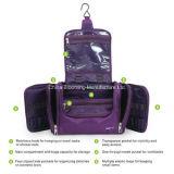 Sacchetto portatile dell'articolo da toeletta dell'organizzatore del sacchetto della lavata di corsa di disegno di modo