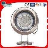 Indicatore luminoso della fontana dell'acciaio inossidabile LED di controllo IP68 di DMX