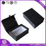 Magnetische Schliessen-Papier-Geschenk-Bildschirmanzeige-Schokolade, die faltbaren Kasten verpackt