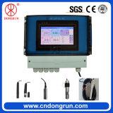 5 en 1 multi de parámetros del agua del analizador de pH redox, oxígeno, conductividad, turbidez, Tem