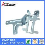 Hohe Präzision CNC, der das kundenspezifische Metall stempelt Teile maschinell bearbeitet