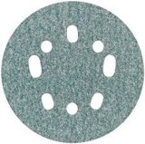 Disque de sablage de fibre pour l'acier inoxydable 115X22.2mm