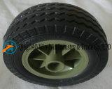 산업 사용법을%s 6 인치 PU 회전대 피마자 바퀴
