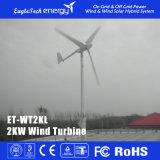 Turbine-Wind-Systems-Wind-Tausendstel-Wind-Stromnetz des Wind-2kw
