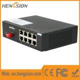 Tx와 1개의 Fx 메가비트 포트 이더네트 네트워크 8개의 스위치