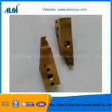 Precisie CNC die het Blok van het Brons van het Tin machinaal bewerken
