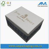 Luxus-verpackenkasten-überzogene Papierkästen für Haar-Extension
