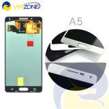 Lcd-Bildschirm-Abwechslung für Samsung-Galaxie A5 LCD und Digital- wandlermontage LCD-Touch Screen für Galaxie A5