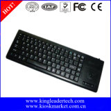 Teclado industrial personalizado do USB com Trackball