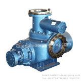 Tipo marinho bomba do parafuso do gêmeo da movimentação do motor de petróleo da carga