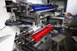 Type machine de courroie de pile de 8 couleurs d'impression flexographique