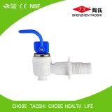 Оптовым соединенный краном очиститель фильтра воды