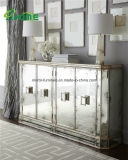 Antique Mirrored Hobby Lobby Muebles para el gabinete de la sala de estar