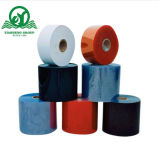 물집 정제를 위해 0.25mm를 포장하는 엄밀한 PVC 필름 파란 색깔 Pharma