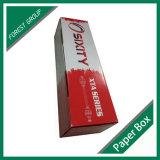 Alta calidad corrugado caja de papel para embalaje y envío Eje