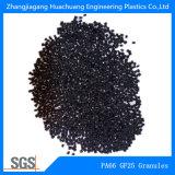 Grânulo da fibra de vidro 25% da poliamida PA66