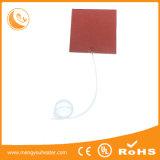 Placa quente flexível de borracha da preservação 1740*125mm Slicone do calor do cilindro de petróleo