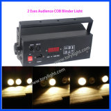 LED Blinder 2 Ojos COB audiencia Luz