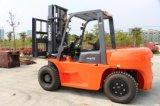7ton diesel Automatische Vorkheftruck met Isuzu Motor 6bg1, het Merk van China Vmax, de Nieuwe Prijs Af fabriek van de Voorwaarde