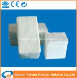 病院の外科使い捨て可能な医学のガーゼのスポンジの消費可能な製品