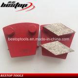 Мягкие Bond меля инструменты пола для полировать бетон