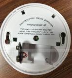 9V電池の煙探知器