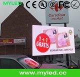 HD P4.81 SMD Pantalla LED al aire libre / Pantalla LED / Pantalla LED de alquiler Servicio de garantía comercial