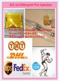 Edificio líquido de contrapeso esteroide sin procesar Boldenone Undecylenate del músculo de la pérdida de peso de la pureza elevada