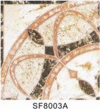 mattonelle rosse del corpo del getto di inchiostro di ceramica di 400X00mm
