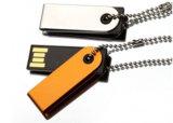 Низкая цена Twister выдвиженческого миниого привода вспышки USB шарнирного соединения миниая