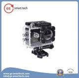 Câmera subaquática cheia do esporte 30m das câmaras de vídeo da câmara digital da ação do esporte DV de HD 1080 2inch LCD