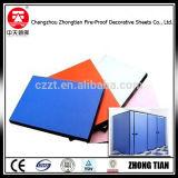 Tarjeta del laminado del compacto de la tarjeta del laminado de la alta presión de los paneles de pared de HPL