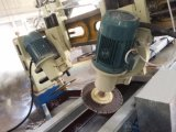 Hkb-41500 Quatro-Blade Diamante Saw Machine borda do corte de Slab Coluna