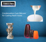 Gomme di silicone di viscosità bassa per i mestieri della resina del pezzo fuso