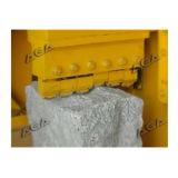 De hydraulische Verdelende Machine van de Steen voor Straatstenen (P90/95)