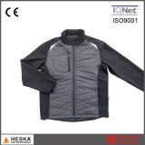 Padding Nylon Softshell Winter Men Coat Windbreaker Jacket