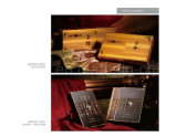 Rectángulos de empaquetado del cajón de la cartulina de papel cosmética rígida del estilo