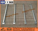 Decking del collegare saldato magazzino della mensola del metallo della scaffalatura della memoria della cremagliera