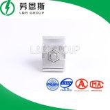 APG Clamp/Pg Schelle/man verriegelt Aluminium-parallelen Nut-Kabel-Verbinder 16-150mm2