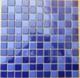 Crackle Glazed Ceramic Swimming Pool Mosaic