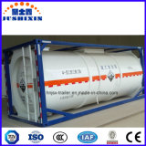 24000L ISO Cscの化学腐食性の有害な液体タンク容器