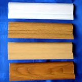 Деревянный PVC зерна обходя настил Forpvc деревянный