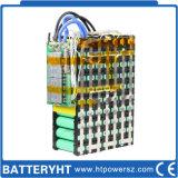 bateria de lítio solar da luz de rua do diodo emissor de luz 12V