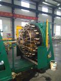 En853 1sn gewundenes Hochdrucköl-flexibler hydraulischer Gummischlauch