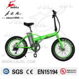 """緑の速い250W 20 """"アルミ合金の脂肪質の電気自転車(JSL039K-1)"""
