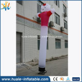 Neue Miezekatze-aufblasbarer Sänger-Bein-Luft-Tänzer des Entwurfs-2016 für Verkauf