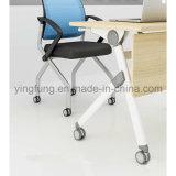 現代モデル金属の折りたたみ式テーブル(YF-T010)