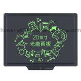 Olho-Proteger caçoa a tabuleta da mesa de projeto da escrita do LCD de 20 polegadas